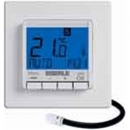 Eberle Controls UP-Uhrenthermostat FIT 3 F / weiß