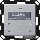 Gira UP-Radio RDS 228426