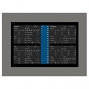 MDT VC-1001.04 VisuControl, Touchpanel, 10""