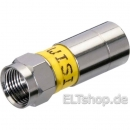 Wisi F-Compress-Stecker DV15N